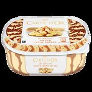 Carte d'Or Crème Glacée Façon Glacier Crème Brûlée Carte D'or, 500g
