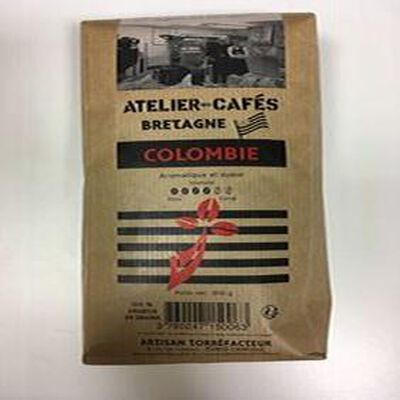 CAFE GRAINS COLOMBIE 500G