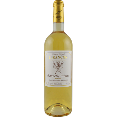 "Vin blanc moelleux Jurançon ""Panache"", 75cl"