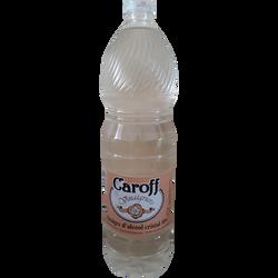 Vinaigre d'alcool cristal 10% d'acidité CAROFF, 1l5