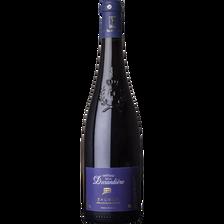 """Vin rouge AOC Saumur """"château de la Durandière"""", 12.5° bouteille de 75cl"""