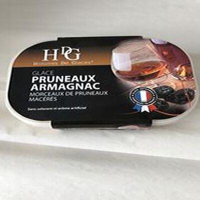 Glace pruneaux d'armagnac GINEYS