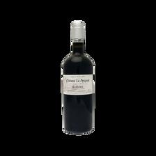 """Cahors AOC rouge """"CHATEAU LA POUJADE"""", bouteille de 75cl"""