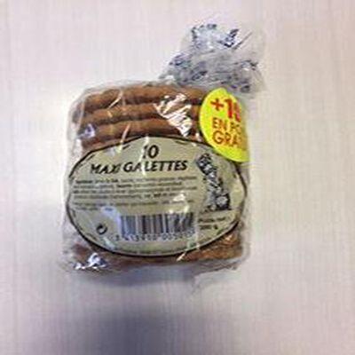 10 maxi galettes