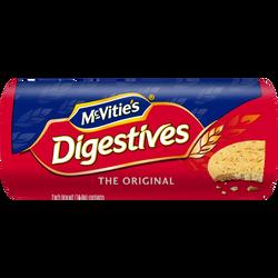 Biscuits digestive Mc VITIE'S, 250g