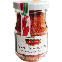Piment d'Espelette A.O.C ERIC BUR, 50g