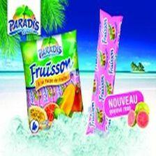 Frisson x4 PARADIS, parfum goyave