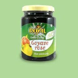 Gelée ROYAL extra de goyave rose BIO, 330g