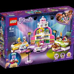 LEGO® Friends - Le concours de pâtisserie - 41393 -  Dès 6 ans