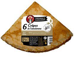 CREPES A L'ANCIENNE X6