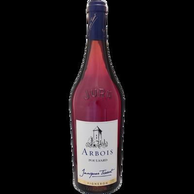 Arbois poulsard 2016, bouteille de 75cl