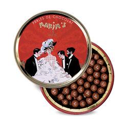 Boîte ronde Perles de chocolat MAXIM'S DE PARIS BY EPICURE Sélection