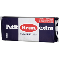 Petit brun extra LU, paquet de 300g