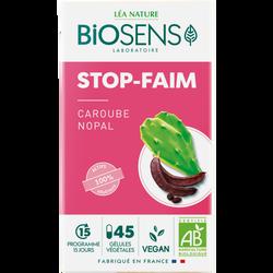 Gélules végétales stop faim bio BIOSENS x45