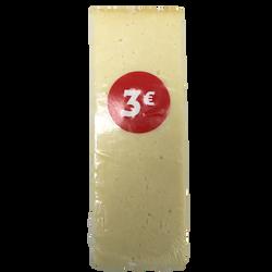 Cantal AOP jeune, au lait pasteurisé, 220g, FROMAPAC