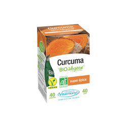 Gamme vegetale - curcuma bio et vegetal