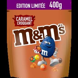 M&M's caramel salé pochon, édition limitée, 400g