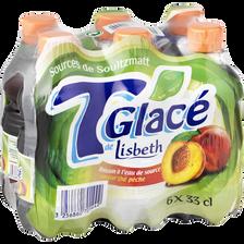 Boiss.base/arômes de thé pêche T'Glacé de Lisbeth pet 33cl
