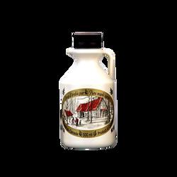 Sirop d'érable pur, cruchon de 500 ml