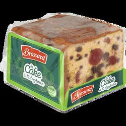 Cake Anglais BROSSARD, 400g