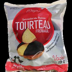 Tourteau fromagé pasteurisé l'Original vache BOUGON, 10,8% de MG, 250g