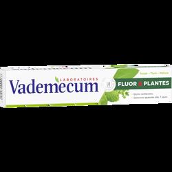 Dentifrice au fluor et plantes VADEMECUM, 75ml