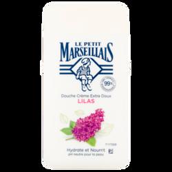 Douche extra doux lilas LE PETIT MARSEILLAIS, 250ml