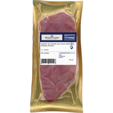 Magret canard cru éco, 1 pièce 350 g