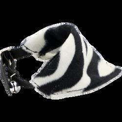 Collier bandana zébre pour chat AIME