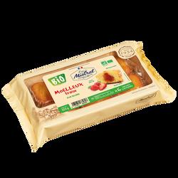 Moelleux pur beurre fraise BIO MISTRAL, 225g