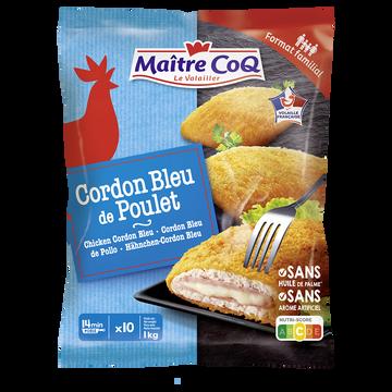 Maître Coq Cordon Bleu De Poulet Maitre Coq, 1kg