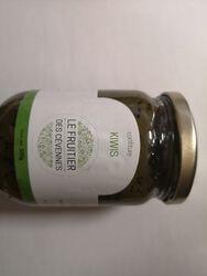 Confiture de kiwi, Le fruitier des cévennes, 320g