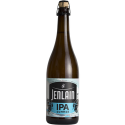 Bière summer Ipa JENLAIN, 3,8°, bouteille 75cl