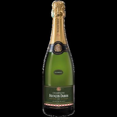 Champagne brut blanc de blanc FRANCOIS DUBOIS 1764, bouteille de 75cl