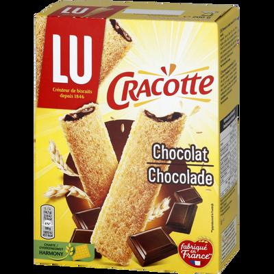 Craquinette au chocolat LU, paquet de 200g