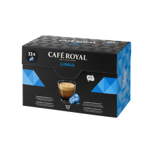 Lungo CAFE ROYAL, 33 capsules, 174g