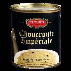 Choucroute au champagne ERIC BUR, 810g