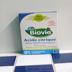 Acide citrique multi-usage BIOVIE, 350g