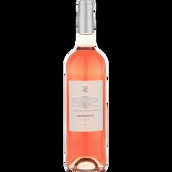Vin rosé AOP Bergerac Grand Chemin du château Ladesvignes, 75cl