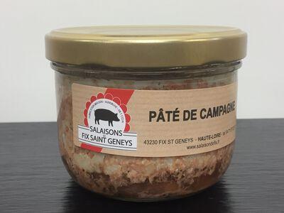 PATE DE CAMPAGNE FIX ST GENEYS