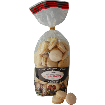 Biscuits Petits Florentins FORTWENGER, 200g