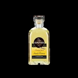 Arrangé épicé ananas ISAUTIER 40°, bouteille de 50cl