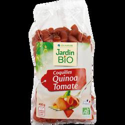Coquilles quinoa tomate, JARDIN BIO, 400g