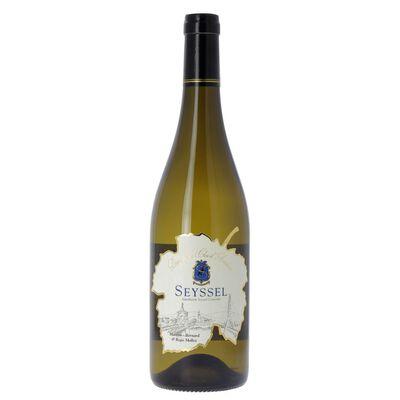 Vin blanc de Savoie Rousette Seyssel AOC, bouteille de 75cl