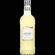 Vin blanc moelleux IGP Côtes de gascogne U, 75cl