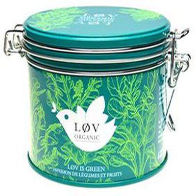 Infusion Vegetables & Fruits Herbal Tea KUSMI TEA