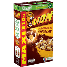 Céréales LION, 810g