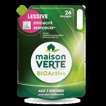 Maison Verte Lessive Recharge Bioactif 7 Maison Verte Le Doypack 1,8 Litres
