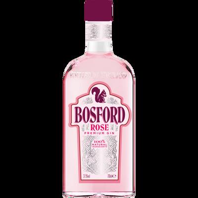 Gin rosé BOSFORD, 37,5°, 70cl