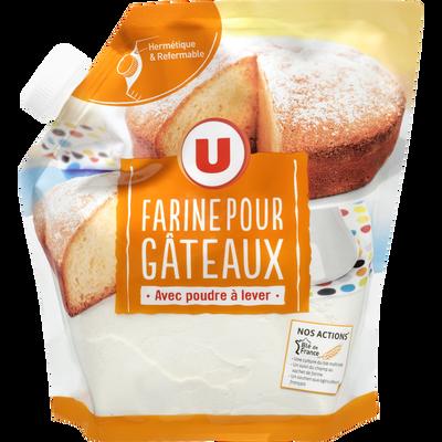 Farine à gâteau doypack U, 750g